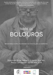 Tarde de Bolouros 2019