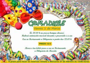 Comadres 2019 Maceda