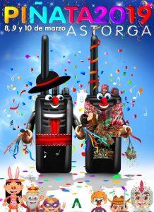 2019 Piñata Astorga