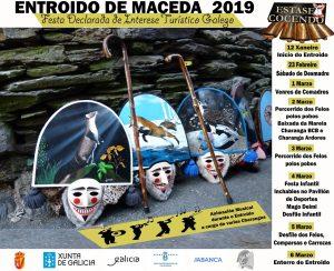 Entroido Maceda 2019