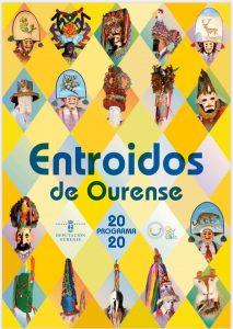 Programa Entroidos Ourense 2020